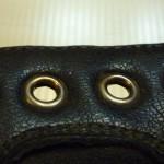 обувная блочка лицо