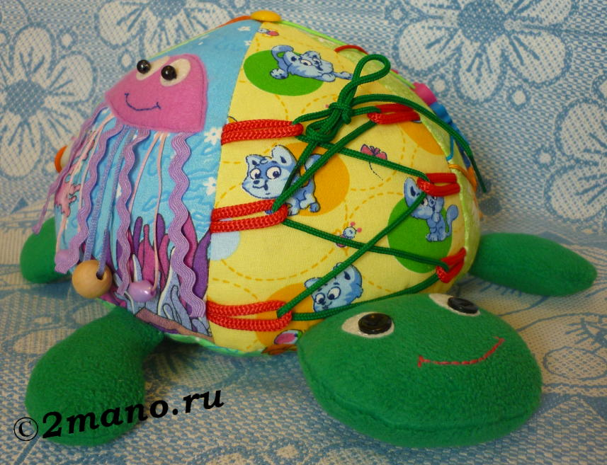 Игрушка черепахи своими руками 391
