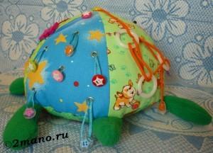 черепаха мягкая игрушка
