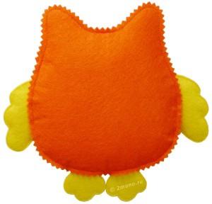 игрушка сова искалка